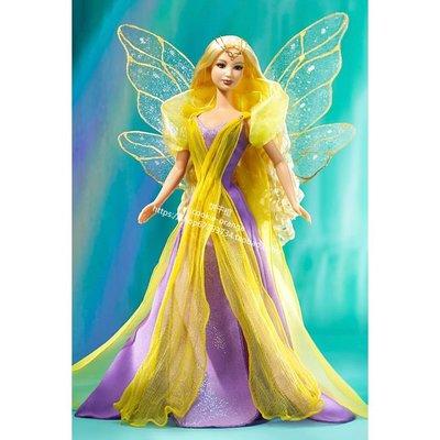 【集千】預 Barbie Fairytopia The Enchantress 2004彩虹仙子皇后