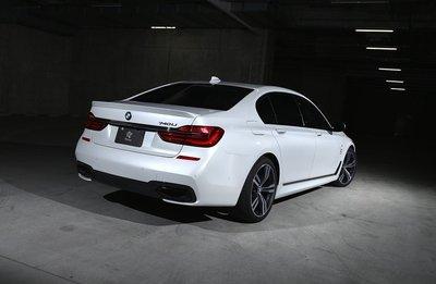 【樂駒】3D Design BMW G11 G12 尾翼 後上擾流 改裝 空力 套件 素材 外觀 日本