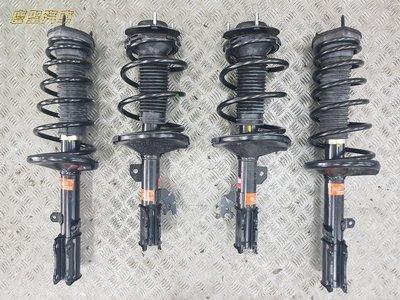 慶聖汽車 台灣KYB避震器總成 前後1台份 完工價 含定位 豐田 CAMRY 12-17 7代 油電