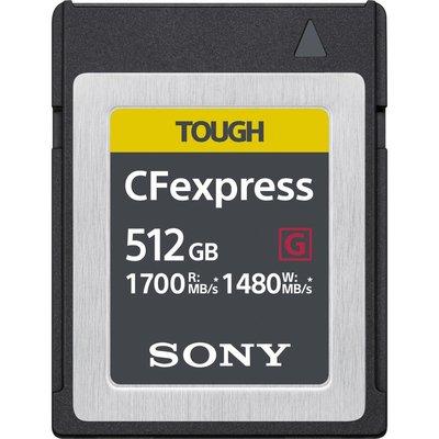 *兆華國際*預購 Sony CEB-G512 512G 512GB CFexpress 高速記憶卡 索尼公司貨