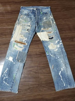 Levi's Vantage clothing 55501-0049 W31L33