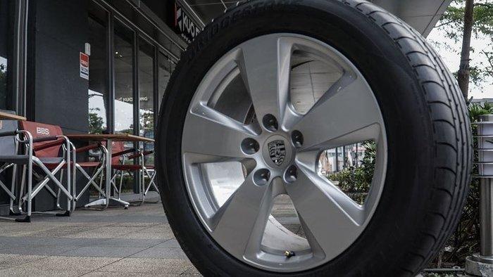 國豐動力 福斯 TOUAREG VW Q7 適用19吋 275/50/19 普利司通 圈含胎 單價 5x130 ET54 9.5J 現貨供應 限量一套