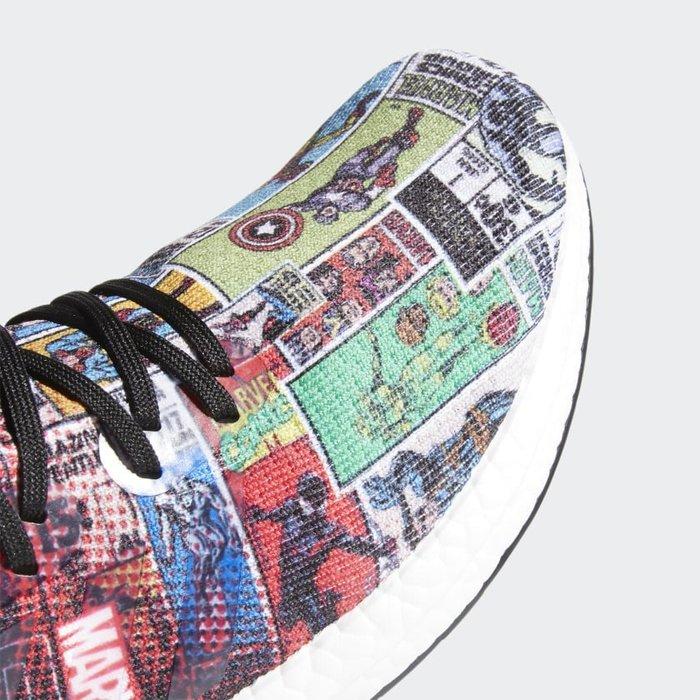 南◇2020 6月 adidas AM4 Marvel 80 Vol. 2 BOOST 漫威 復仇者聯盟 彩色 英雄