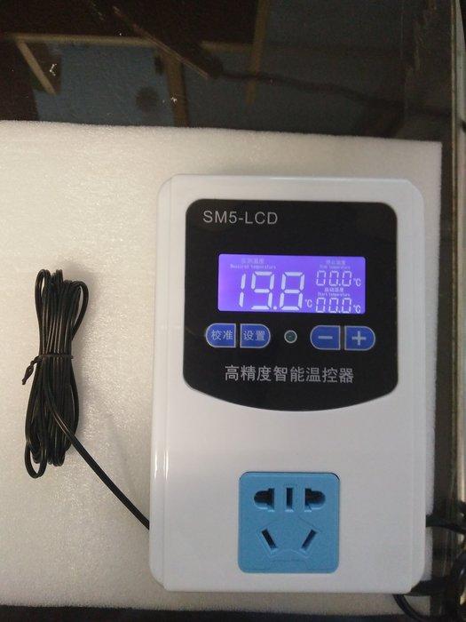 LCD AC110V温度控制風扇加濕器