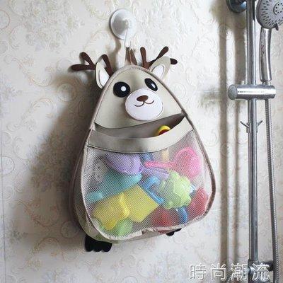 ZIHOPE 掛袋正品寶寶洗浴用品大號收納掛袋浴室玩具卡通收納袋洗澡玩具收納袋ZI812