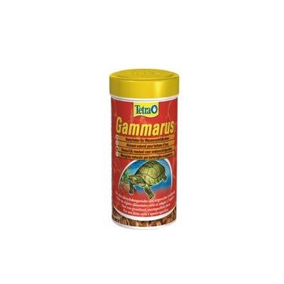 魚樂世界水族專賣店# 德國 Tetra Gammarus 天然乾燥淡水蝦(全蝦)飼料 100g 烏龜飼料 魚飼料