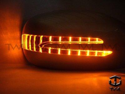 《※台灣之光※》全新BENZ W208 W168 R170 SLK 箭型後視鏡蓋箭矢後視鏡LED方向燈蓋組