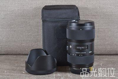 【品光數位】Sigma 18-35mm...