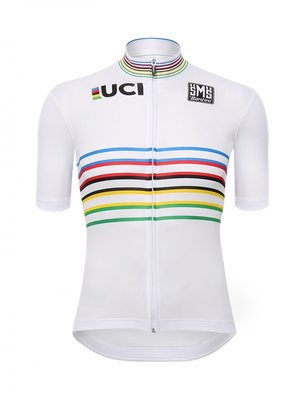 *現貨* SANTINI UCI MASTER RAPHA RCC 世界冠軍 大師 夏季車衣