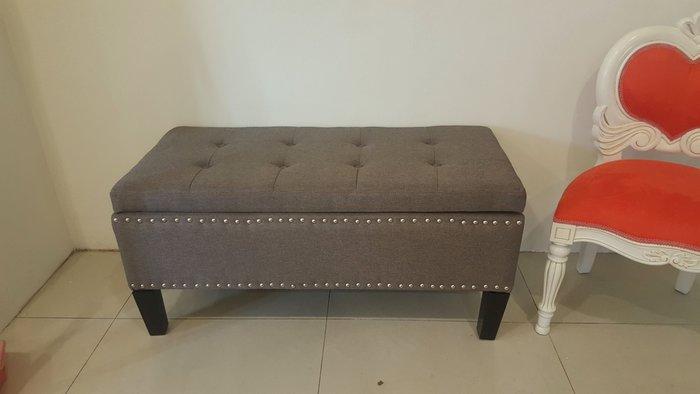 儲物凳床尾椅