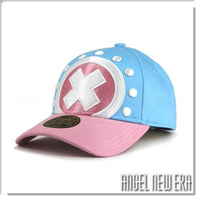 【ANGEL NEW ERA 】ONE PIECE 海賊王 航海王 喬巴 兩年後 限定 老帽 穿搭 東映授權 贈限量帽撐