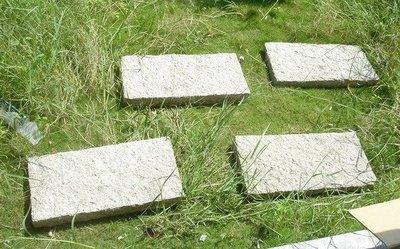 【路卡傢飾~園藝造景】陸岩石 人造石 板岩磚 空心磚 牆磚 花圃地磚 步道磚 石板