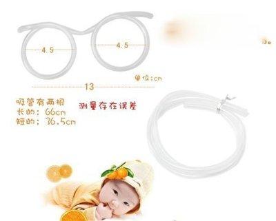 【夜市王】 眼鏡吸管 快樂大本營 趣味吸管 搞怪創意兒童眼睛 藝術吸管 19元