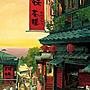 520片夜光拼圖 林宗範系列- 小城故事 K25- 02...