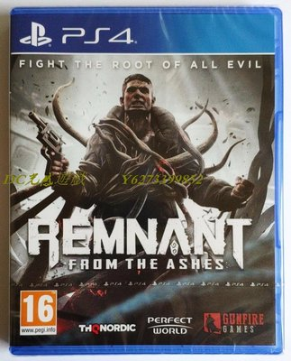 DC光感遊戲 PS4 遺跡 來自灰燼 灰燼重生 REMNANT From the Ashes 中文英文版