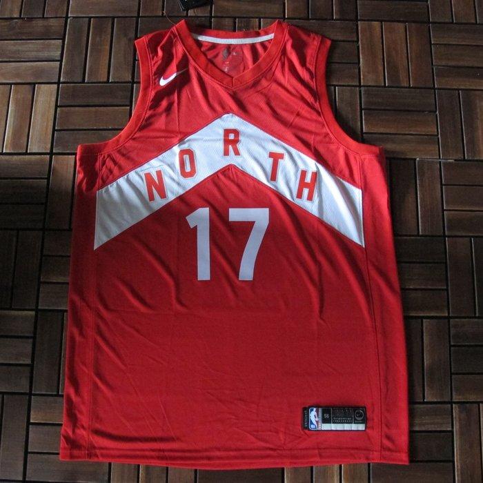 NBA球衣暴龍隊#2號球衣 #17號球衣  LEONARD 17號 林書豪  LIN   倫納德 城市版 紅色款式