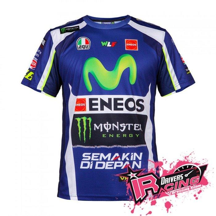 ♚賽車手的試衣間♚ VR46 Rossi Yamaha M1 replica T-shirt T恤 限量
