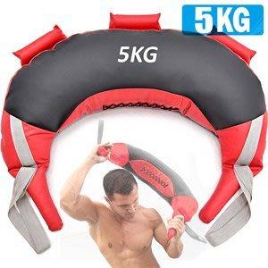 重力5公斤牛角包5KG保加利亞訓練袋Bulgarian Bag負重包健身袋抓舉甩包C109-5147A⊙偷拍網⊙