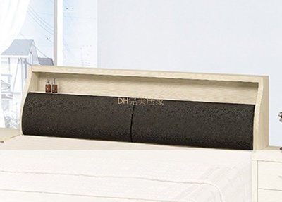 【DH】商品貨號103商品名稱《佳鴻》5尺床頭箱(圖一)可掀置物.台灣製.可訂做.備有6尺可選.主要地區免運費