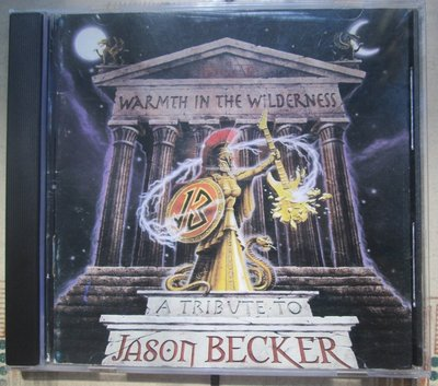 進口版CD~Jason Beaker A Tribute-Warmth In The Wilderness專輯(有刮傷)