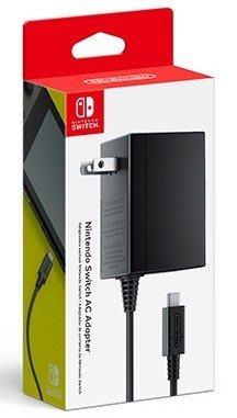 【飛鴻數位】Nintendo Switch AC 原廠變壓器 充電器 (全新現貨)『光華商場自取』