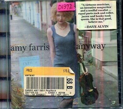 *還有唱片行四館* AMY FARRIS / ANYWAY 全新 D1372