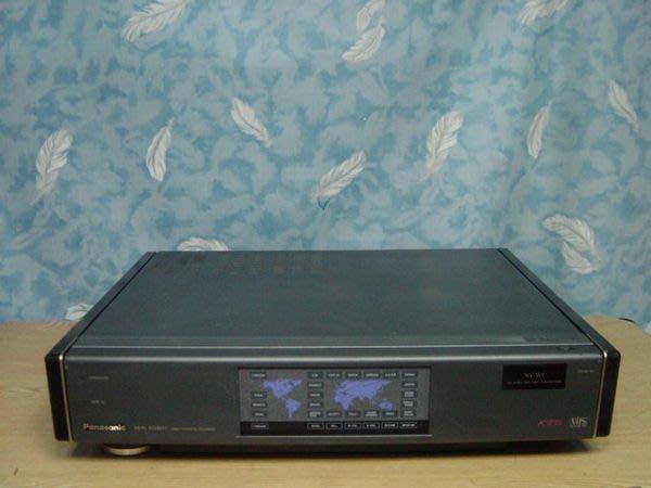 .【小劉二手家電】PANASONIC  多系統VHS錄放影機,日本製,壞機也可修理/回收!