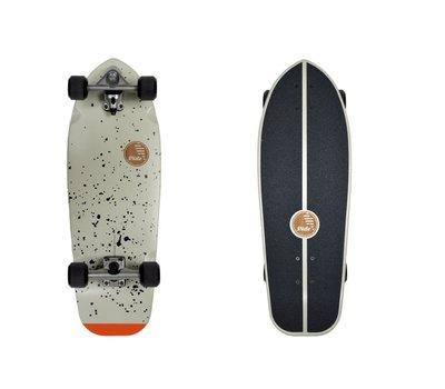 """衝浪滑板 Slide Joyful Splatter 30"""" Surfskate Boards"""