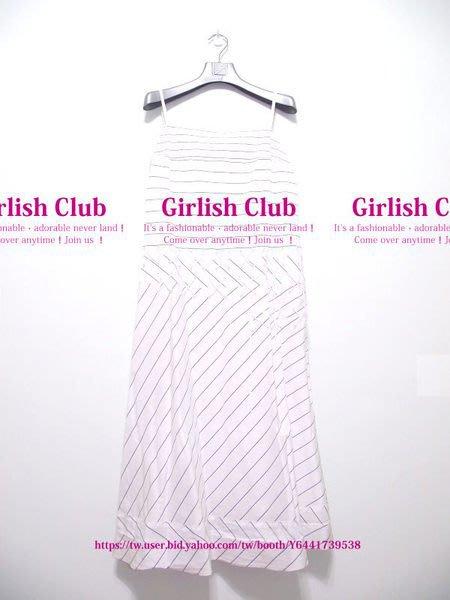 【Girlish Club】專櫃lavins拉薇芝洋裝連身裙38(m490)iroo貝爾尼尼萊卡佛夏姿韓國一三一元起標