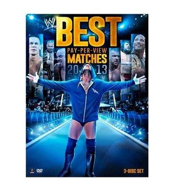 ☆阿Su倉庫☆WWE摔角 Best PPV Matches of 2013 DVD 2013年最佳賽事精選專輯 熱賣特價中 PUNK CENA