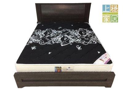 星級飯店御用床墊 5尺床墊 美國名床 舒適級讚 雙人床墊 台中床墊推薦 上穩家居 8137A01
