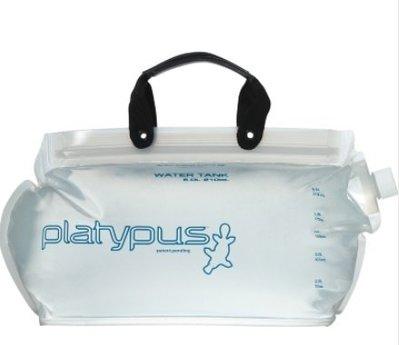 【Platypus】07035 Platy 鴨嘴獸大開口儲水袋 4L Big Zip 100g