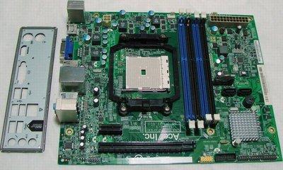 宏碁 FM1 DAA75L-aParker 主機板、支援USB3.0、適用於宏碁X3470、M1470主機、附擋板