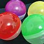 不挑色9.5公分扭蛋球(塑膠球扭蛋球抽獎球扭蛋殼)