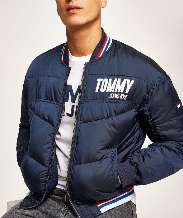 ☆【TOMMY館】☆【TOMMY HILFIGER雙面穿鋪棉外套/夾克】☆【TOM009B6】(XXL)原價6899