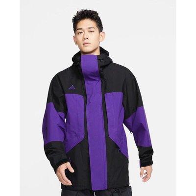 Nike 最高階 ACG Gore-Tex Jacket 防水防風外套 黑紫 紫魂 現貨 L請把握 goopi