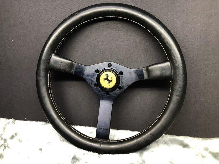 【JP.com】中古美品/正品 MOMO「Cavallino」 350mm 方向盤 Ferrari 法拉利