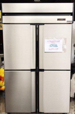 全新 風冷上凍下藏冰箱/ 4門冰箱 / 自動除霜冰箱 /半凍藏冰箱/外板材430內304自動除霜冰箱