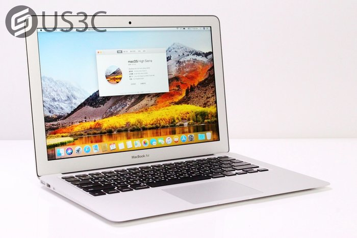 【US3C-台中店】2015年初 Apple MacBook Air 13吋筆電 i5 1.6G 8G 128G SSD