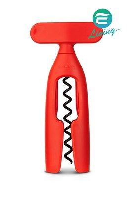【易油網】【缺貨】BRABANTIA CORKSCREW GREY 開瓶器(紅色) #202209
