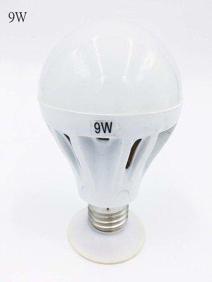 超亮 LED 110V 節能燈泡 E27 螺口球泡 9W 照明環保台燈 led光源 新北市