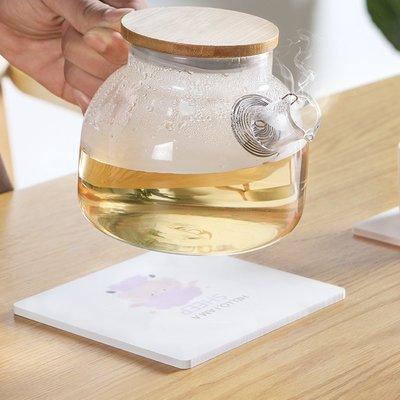 隔熱墊家用創意碗墊子小號茶杯墊家居用品加厚防燙墊子碗墊餐桌墊