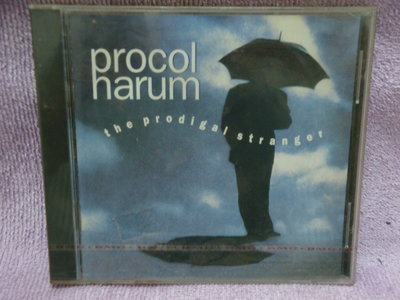 13.   PROCOL HARUM    THE PRODIGAL STRANGER  BMG