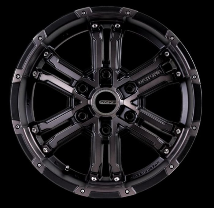 DJD19051750 日本正RAYS FDX collection 16-17吋 鍛造鋁圈 輕量化 依當月報價為準