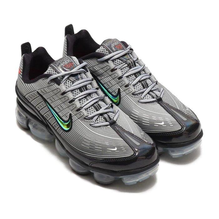 =CodE= NIKE VAPORMAX 360 3M反光漆皮慢跑鞋(灰黑) CK2718-004 AIR MAX 男