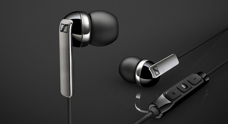 (新竹立聲音響) 贈耳機盒  聲海 Sennheiser  CX2.0i cx2.00i cx2.00  cx2.0