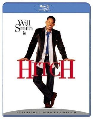 BD 全新美版【全民情聖】【Hitch】Blu-ray 藍光 威爾史密斯