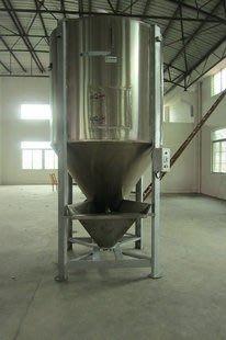 立式螺杆攪拌機 大噸位塑料顆粒攪拌機→穀物飼料攪拌儲存