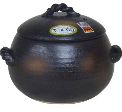 三鈴陶器 土鍋 3合四日市 万古焼
