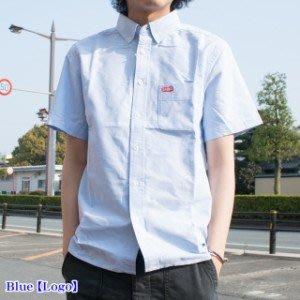 【傑森精品】美國經典戶外休閒品牌 CHUMS 全棉 牛津紡 口袋刺繡小標 短袖襯衫